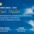 Ambulances Taxis SARL Mailler