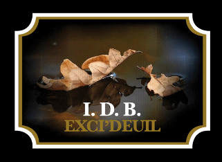 IDB Excideuil, Cartes de deuils